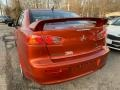 Mitsubishi Lancer GTS Rotor Glow Orange Metallic photo #5