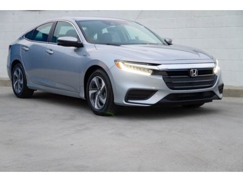 Lunar Silver Metallic 2019 Honda Insight EX