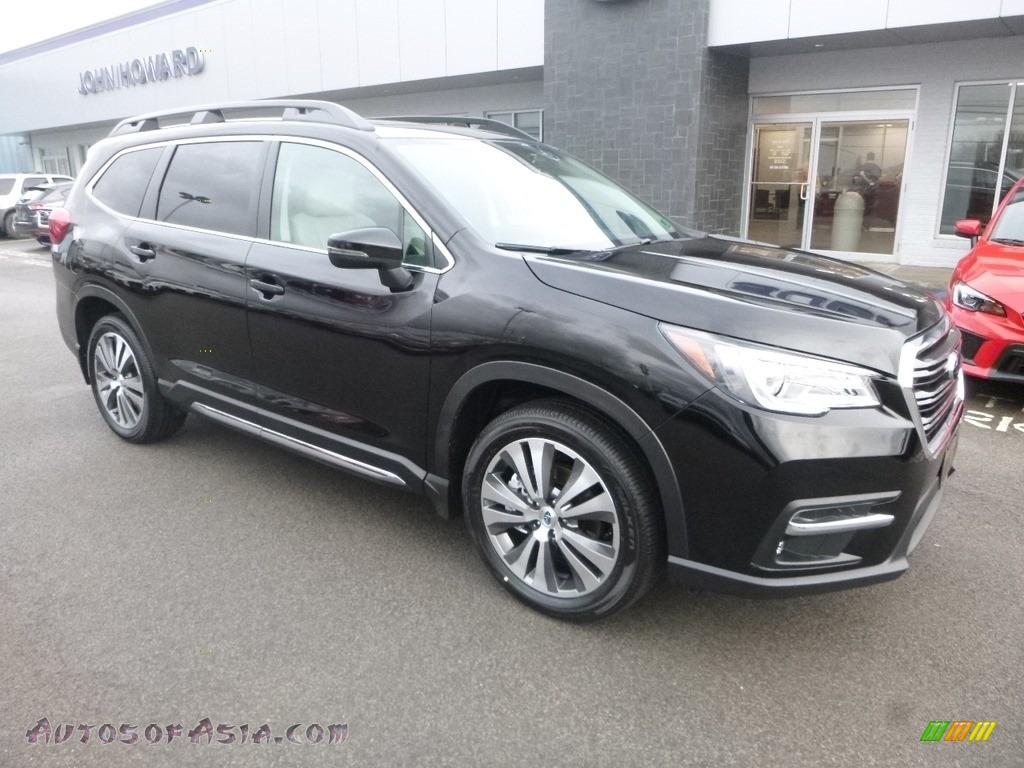 2019 Ascent Limited - Crystal Black Silica / Warm Ivory photo #1