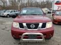 Nissan Pathfinder XE 4x4 Red Brawn Pearl photo #7