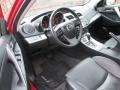 Mazda MAZDA3 s Sport 4 Door Velocity Red Mica photo #12