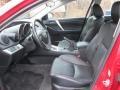Mazda MAZDA3 s Sport 4 Door Velocity Red Mica photo #13