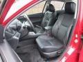 Mazda MAZDA3 s Sport 4 Door Velocity Red Mica photo #16
