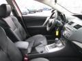 Mazda MAZDA3 s Sport 4 Door Velocity Red Mica photo #17