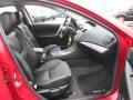 Mazda MAZDA3 s Sport 4 Door Velocity Red Mica photo #18