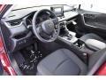 Toyota RAV4 LE AWD Ruby Flare Pearl photo #5