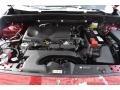Toyota RAV4 LE AWD Ruby Flare Pearl photo #31