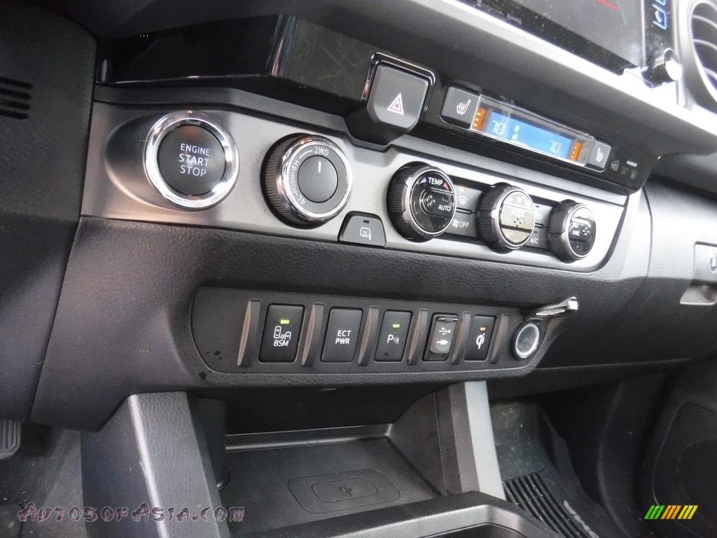 2017 Tacoma TRD Sport Double Cab 4x4 - Magnetic Gray Metallic / TRD Graphite photo #24