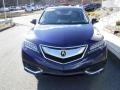 Acura RDX Technology AWD Fathom Blue Pearl photo #6