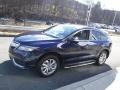Acura RDX Technology AWD Fathom Blue Pearl photo #7