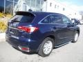 Acura RDX Technology AWD Fathom Blue Pearl photo #10