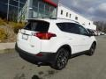 Toyota RAV4 Limited AWD Blizzard Pearl photo #8