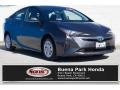 Toyota Prius Two Magnetic Gray Metallic photo #1