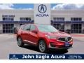 Acura RDX Technology Performance Red Pearl photo #1