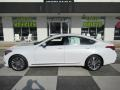 Hyundai Genesis G80 AWD Casablanca White photo #1