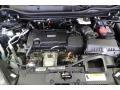 Honda CR-V LX AWD Crystal Black Pearl photo #12