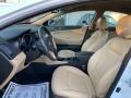 Hyundai Sonata GLS Shimmering White photo #9