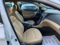 Hyundai Sonata GLS Shimmering White photo #26