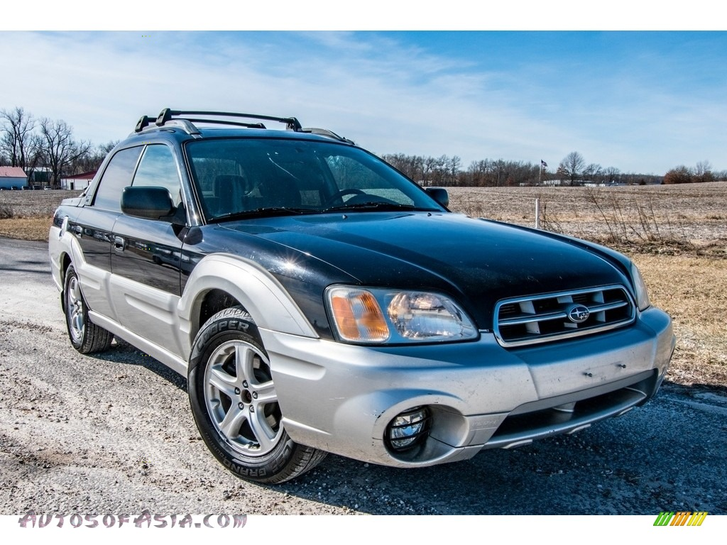 2003 Baja Sport - Black Granite Pearl / Gray photo #1