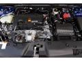 Honda Civic Sport Coupe Agean Blue Metallic photo #10