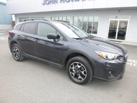 Dark Gray Metallic 2019 Subaru Crosstrek 2.0i