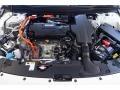 Honda Accord EX Hybrid Sedan Platinum White Pearl photo #10