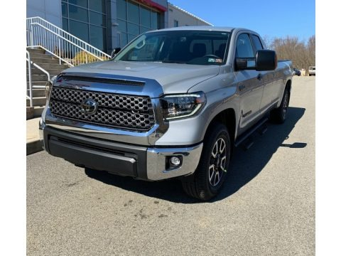 Cement 2019 Toyota Tundra SR5 Double Cab 4x4