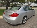 Infiniti G 35 S Sport Sedan Liquid Platinum Silver photo #9