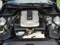 Infiniti G 35 S Sport Sedan Liquid Platinum Silver photo #30