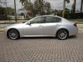 Infiniti G 35 S Sport Sedan Liquid Platinum Silver photo #35