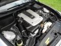 Infiniti G 35 S Sport Sedan Liquid Platinum Silver photo #69