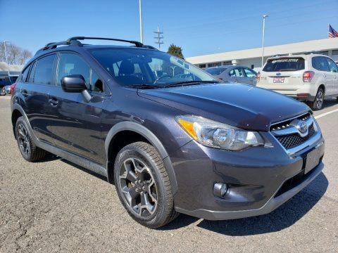 Dark Gray Metallic 2014 Subaru XV Crosstrek 2.0i Premium