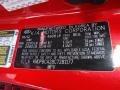 Kia Sportage LX AWD Signal Red photo #25