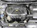 Hyundai Elantra Limited Titanium Gray Metallic photo #8