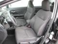 Honda Civic LX Sedan Crystal Black Pearl photo #11