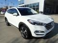 Hyundai Tucson Sport AWD Dazzling White photo #9