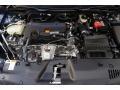 Honda Civic LX Sedan Cosmic Blue Metallic photo #10
