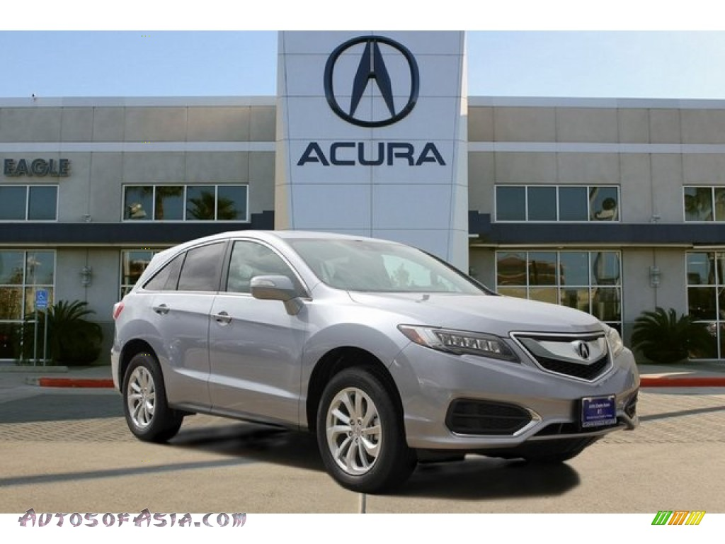 2017 RDX  - Lunar Silver Metallic / Ebony photo #1