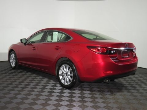 Soul Red Metallic 2016 Mazda Mazda6 Sport