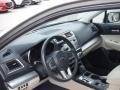 Subaru Legacy 2.5i Premium Ice Silver Metallic photo #14