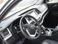Toyota Highlander XLE Silver Sky Metallic photo #13