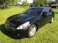 Infiniti G 37 Journey Sedan Black Obsidian photo #1
