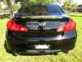 Infiniti G 37 Journey Sedan Black Obsidian photo #7