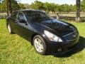 Infiniti G 37 Journey Sedan Black Obsidian photo #13