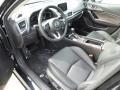 Mazda MAZDA3 Grand Touring 4 Door Jet Black Mica photo #4