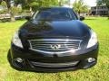 Infiniti G 37 Journey Sedan Black Obsidian photo #15