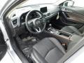 Mazda MAZDA3 Grand Touring 4 Door Sonic Silver Metallic photo #4