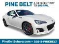 Subaru BRZ Limited Crystal White Pearl photo #1
