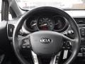 Kia Rio EX Sedan Platinum Graphite photo #20