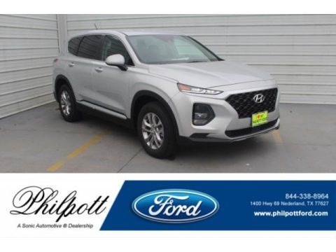 Symphony Silver 2019 Hyundai Santa Fe SE